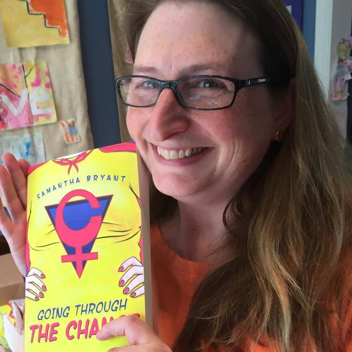 Interview With Author/Teacher: Samantha Bryant