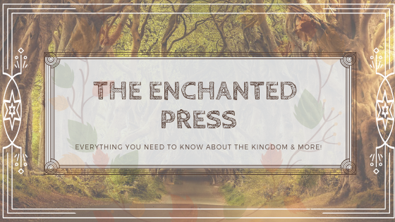 The Enchanted Press: Crime Takes Root In The Enchanted Forest