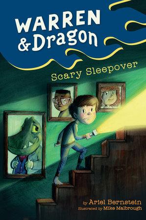 New Book Release: Warren & Dragon Scary Sleepover