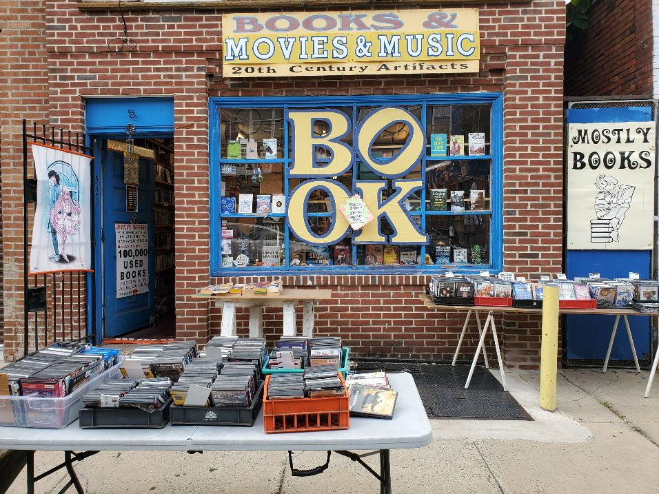 Interview With Book Store Owner Joseph Russakoff